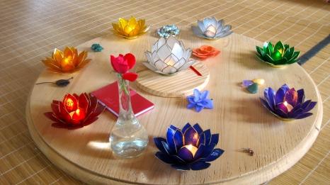 Autel Healing, 7 chakras